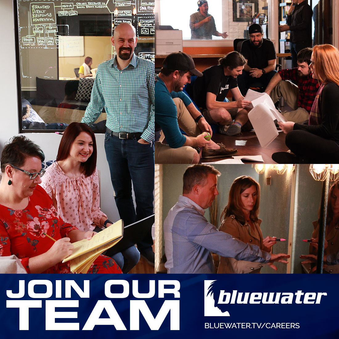 Join Our Team Now